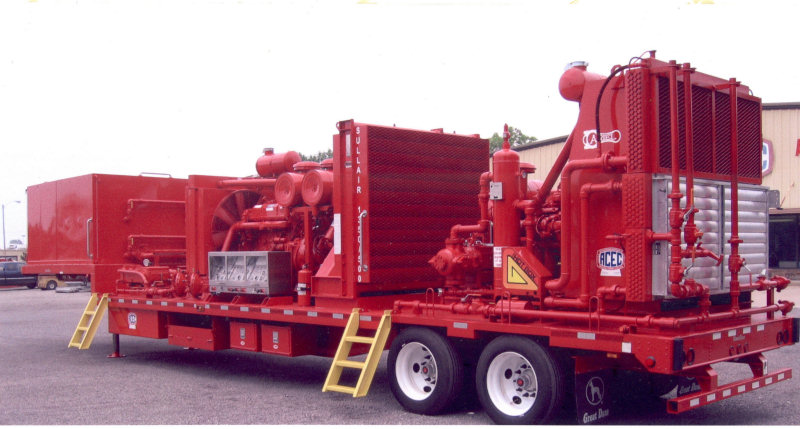 Mid-State Oil Tools - Foam Unit